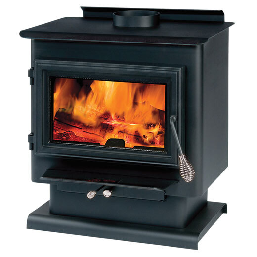 Fireplaces & Stoves