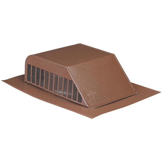 Airhawk 50 In. Brown Galvanized Steel Slant Back Roof Vent