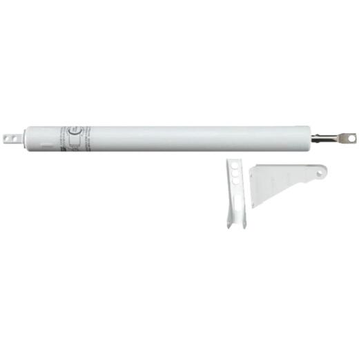 National White Hydraulic Screen Door Closer