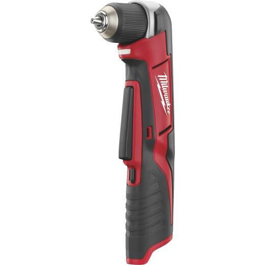 Milwaukee M12 12 Volt Lithium-Ion 3/8 In. Cordless Angle Drill (Bare Tool)