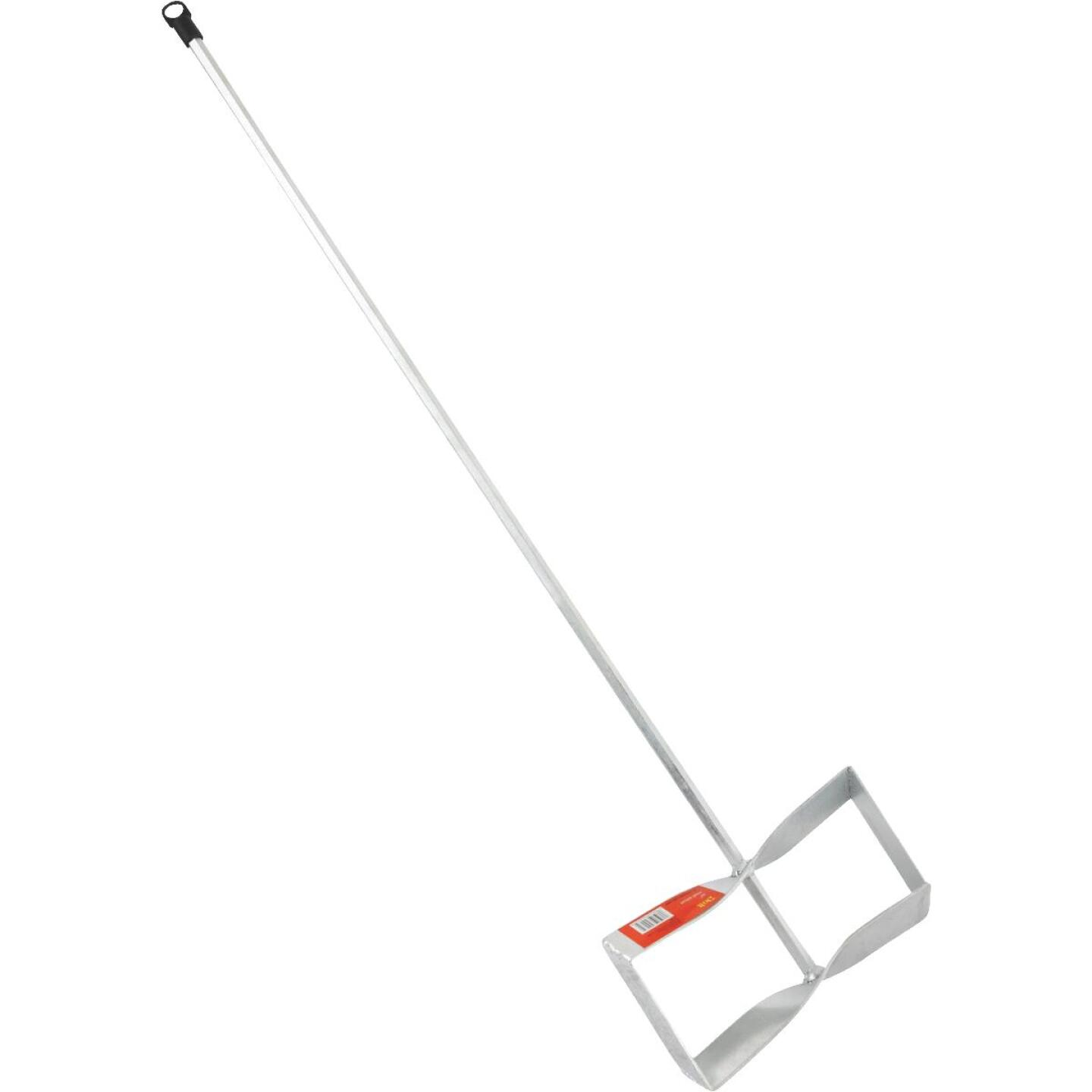 Do it Drywall Galvanised Steel 30 In. Mud Mixer Image 1