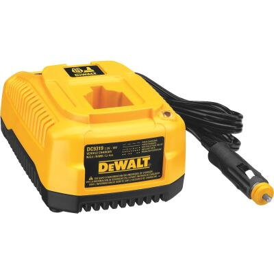 DeWalt 7.2-Volt to 18-Volt Nickel-Cadmium/Nickel-Metal Hydride/Lithium-Ion Vehicle Battery Charger