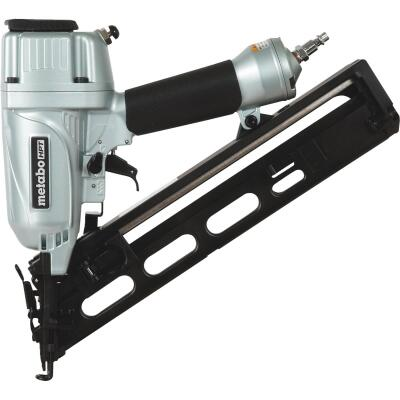 Metabo 15-Gauge 2-1/2 In. Angled Finish Nailer