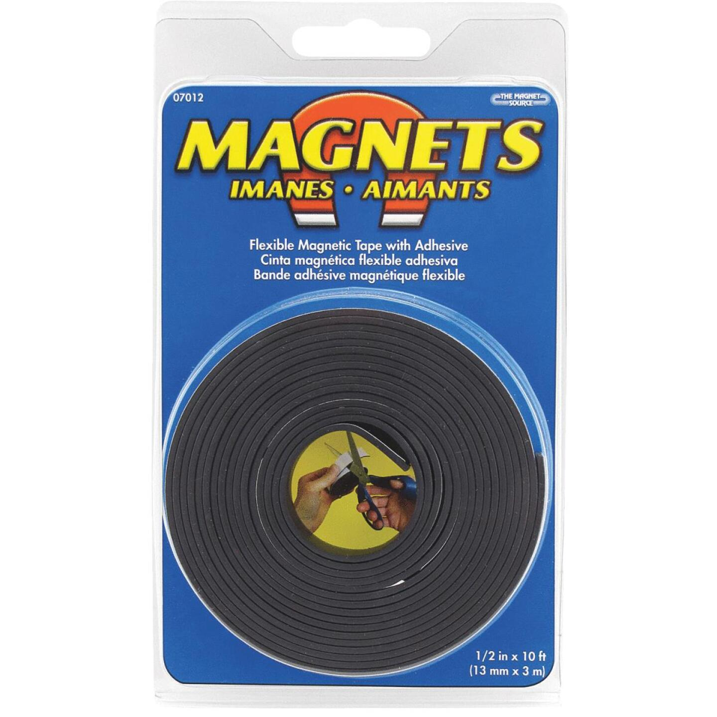 Master Magnetics 10 Ft. x 1/2 in. Magnetic Tape Image 3