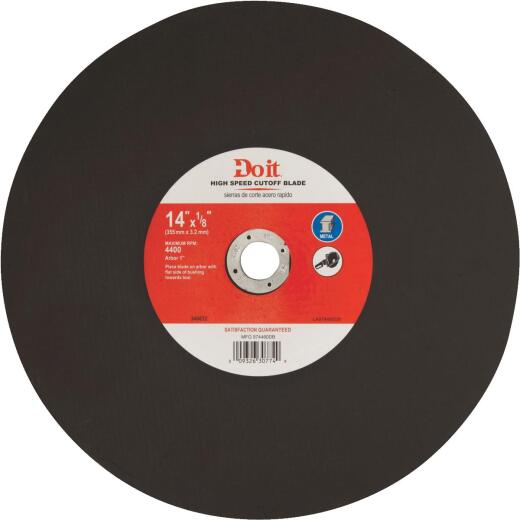 Do it 14 In. x 1 In. Type 1 Cut-Off Wheel