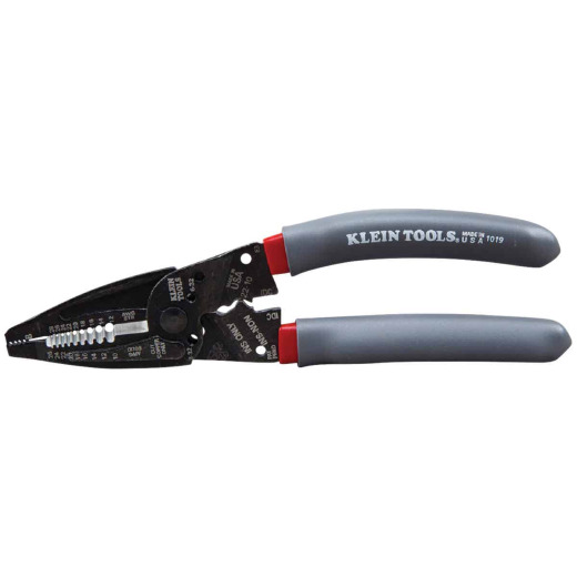 Klein-Kurve 7-3/4 In. Wire Stripper/Crimper Multi-Tool