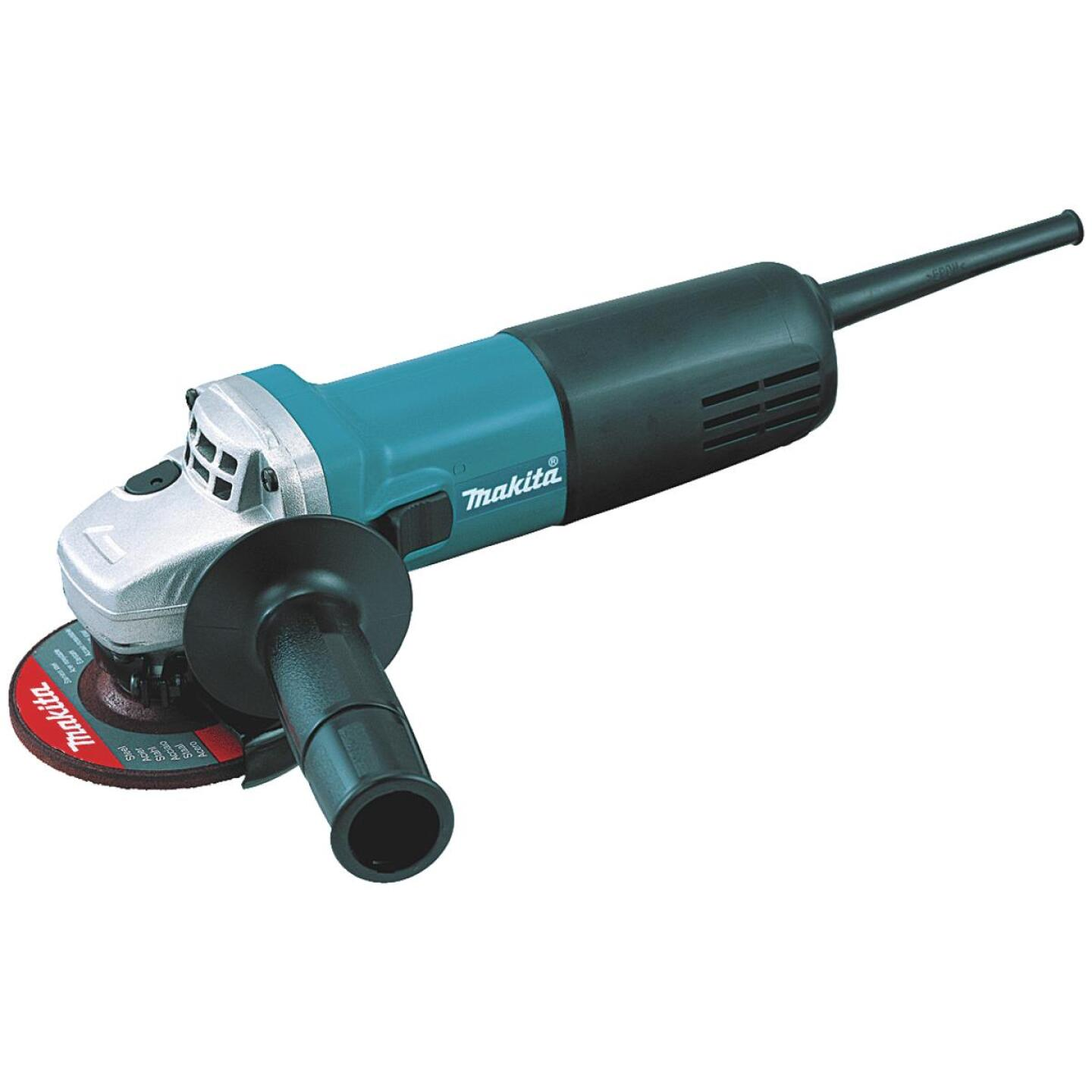 Makita 4 In. 6-Amp Angle Grinder Kit Image 3