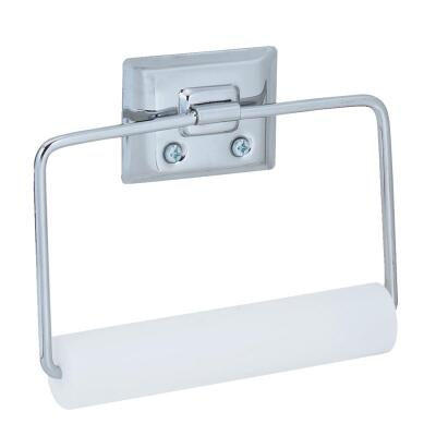 Decko Chrome Swing Type Wall Mount Toilet Paper Holder