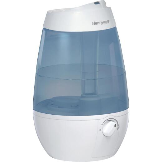 Honeywell 1 Gal. Capacity Medium Size Room Ultrasonic Cool Mist Humidifier