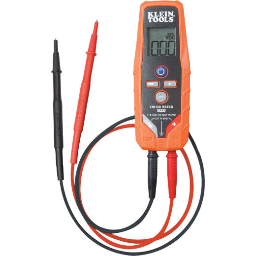 Klein Tough Meter 600V Voltage Tester