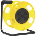 Bayco 100 Ft. of 16/14 Cord Capacity Poly Cord Reel with Circuit Breaker Image 1