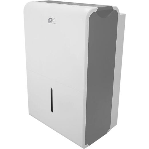 Perfect Aire 50 Pt./Day 645 Sq. Ft. Coverage 2-Speed Flat Panel Dehumidifier