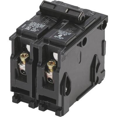 Connecticut Electric 20A Double-Pole Standard Trip Interchangeable Packaged Circuit Breaker