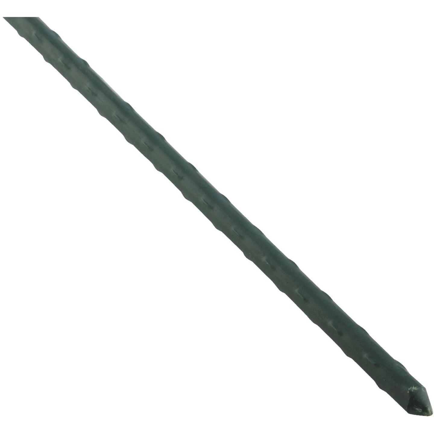 Best Garden 3 Ft. Green Steel Plant Stake Image 1