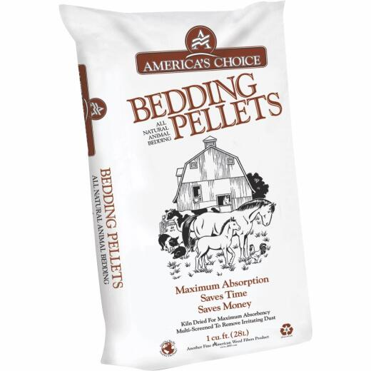 America's Choice 1 Cu. Ft. Bedding Pellets