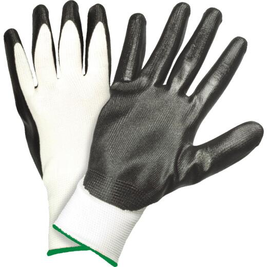 West Chester Protective Gear Men's Large Nitrile Coated Glove (5-Pack)