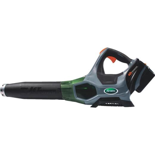Scotts 140 MPH 40V Lithium-Ion Cordless Blower