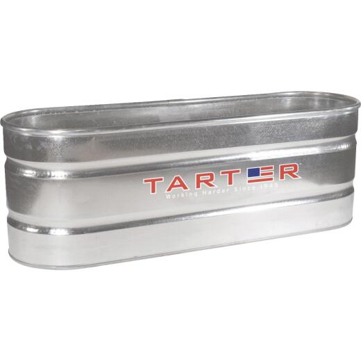 Tarter 169 Gal. Zinc-Coated Steel Galvanized Stock Tank