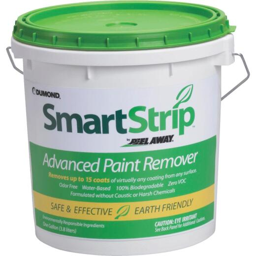 SmartStrip Gallon Non-Toxic, Waster-Based Paint & Varnish Stripper