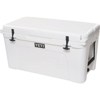 Yeti Tundra 75, 57-Can Cooler, White
