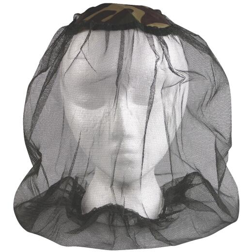 Coleman 10 In. x 24 In. Black Mesh Insect Head Net