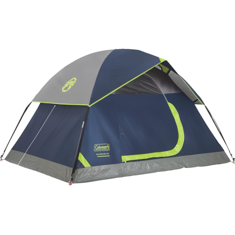 Coleman 2-Person 5 Ft. W. x 7 Ft. L. Dome Tent Image 1
